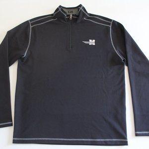 Cutter & Buck 1/4-Zip  sweater